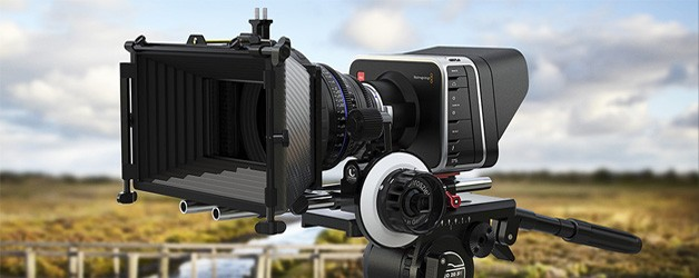 Blackmagic Cinema Camera Wows at the NAB