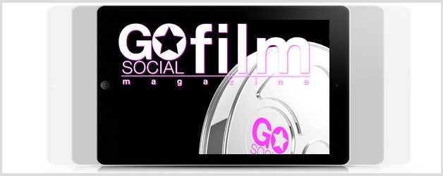 Short Films find Digital Distribution via the new Go Social Film iPad Magazine