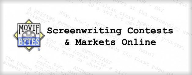 Moviebytes Lists ALL the Screenwriting Contests