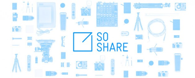 SoShare Your Large Media Files For Free