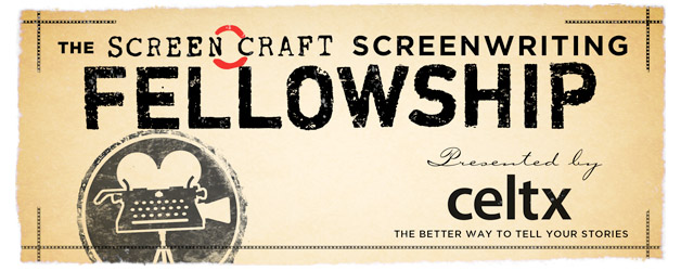 First Annual ScreenCraft Screenwriting Fellowship