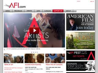 AFI Fest-American Film Institute-Los Angeles Int'l Film