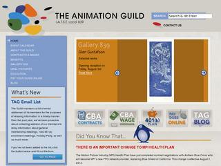 Local 839 Animation Guild