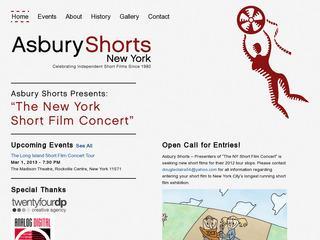 Asbury Short Film Show of New York