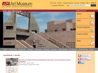 Arizona St. University Art Museum Short Film & Video