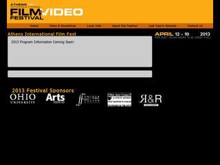 Athens International Film & Video Festival