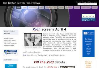 Boston Jewish Film Festival