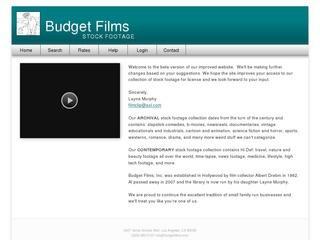 Budget Films