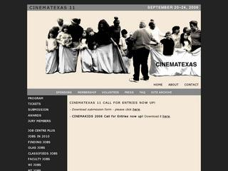 Cinematexas- Int'l Short Film and Video Fest