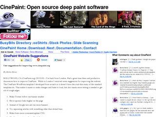 CinePaint (freeware)