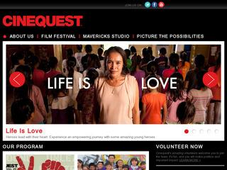 Cinequest (The San Jose Film Festival)