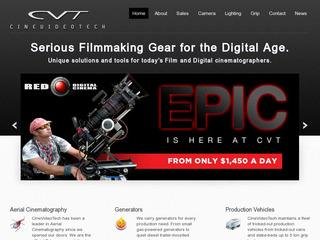 Cine Video Tech Miami (camera rentals)