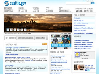 City Of Seattle – Mayor's Film Office