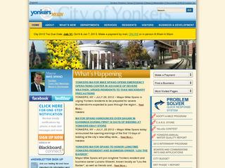Yonkers Mayor's Office For Film And TV Delevop.