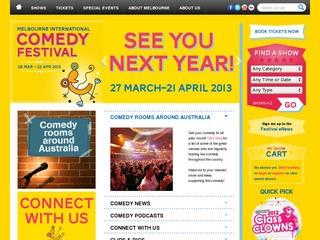 Melbourne Int'l Comedy Festival