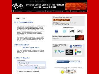 Connecticut Gay & Lesbian Film Festival