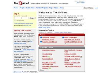 D-Word Community
