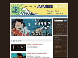 Starz Denver International Film Festival