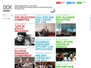 Int'l Leipzig Festival for Documentary & Animated Films