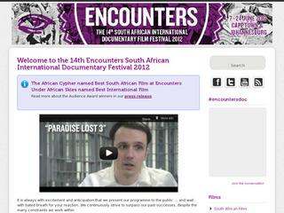 Encounters South African Int'l Documentary Festival