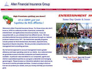 Allen Financial Insurance Group