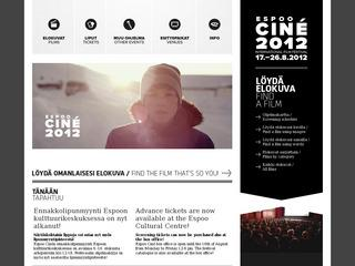 Espoo Cine International Film Festival