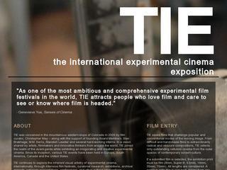 The International Experimental Cinema Exposition