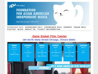Chicago Asian American Showcase
