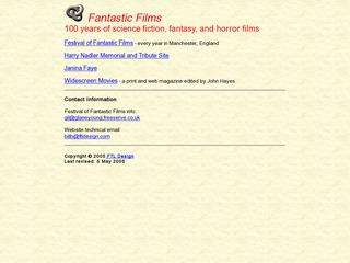 Festival of Fantastic Films