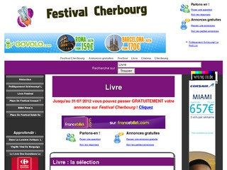 Cherbourg-Octeville festival of Irish and British film