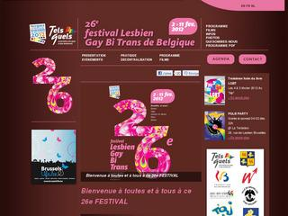 Brussels Gay and Lesbian Film Festival