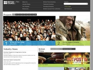 British Council Film: Festival Directory