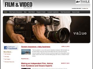Film and Video Insurance