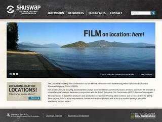 Columbia Shuswap Film Commission