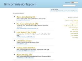 Filmcommissionhq.com (world-wide search)