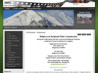 Ridgecrest Film Commission