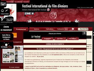 Amiens International Film Festival