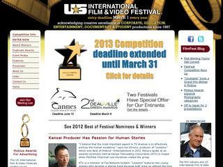 US International Film and Video Fest