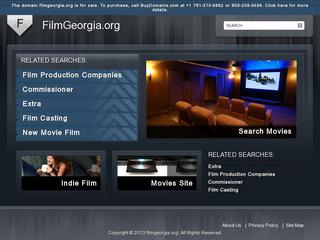 Georgia Film, Video Music Office