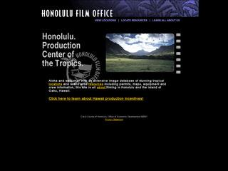 Honolulu Film Office Island Of Oahu