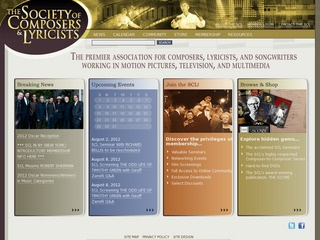 The Society for Composers and Lyricists