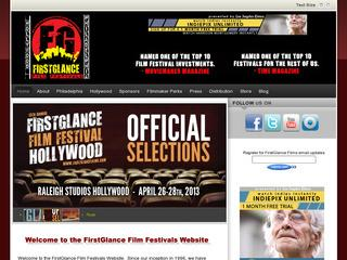 FirstGlance Hollywood Film Festival
