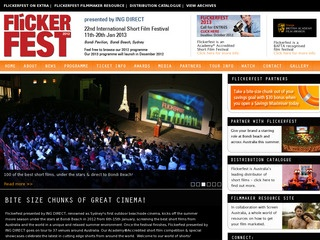 Flickerfest International Short Film Festival