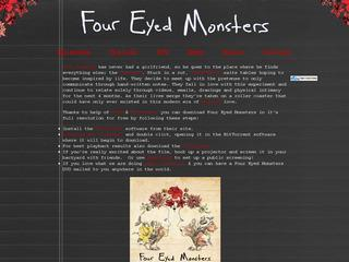 Foureyedmonsters – Tutorials