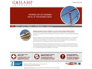 Gaslamp Insurance