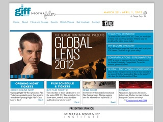 Gasparilla International Film Festival (GIFF)