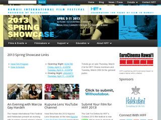 Hawaii International Film Festival