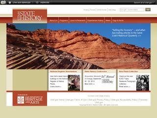 Utah State Historical Society