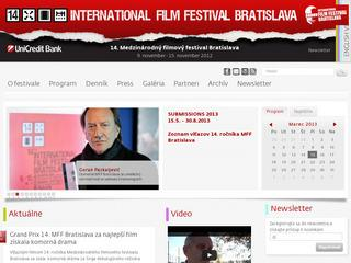 Bratislava International Film Festival