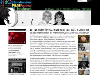 Internationales Film Festival Innsbruck